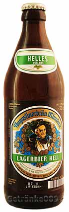 Augustiner Lager hell 20 x 0,5 Liter
