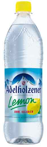 Adelholzener Lemon 12 x 1 Liter (PET)