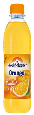 Adelholzener Orange 12 x 0,5 Liter (PET)