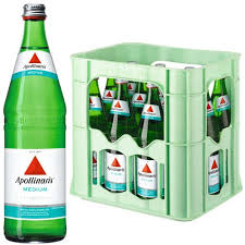Apollinaris Medium 12 x 0,75 Liter (Glas)