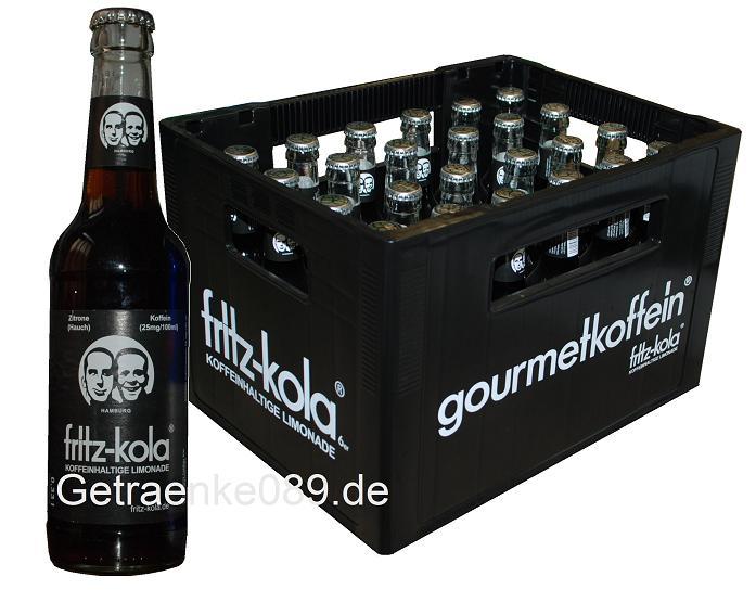 Fritz-Kola : Getränke089 - Getränkeservice, Getränkelieferung in ...
