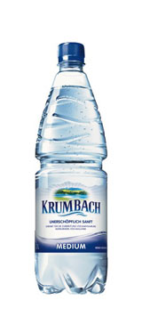 Krumbach Medium 9 x 1 Liter (PET)