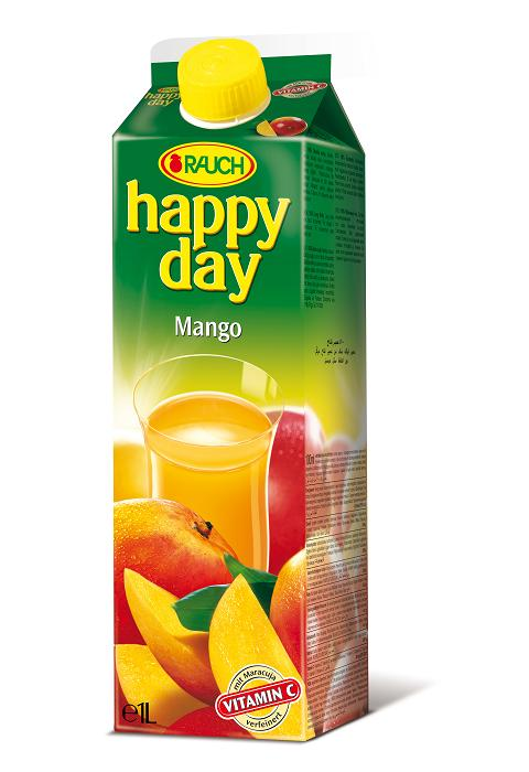 Happy Day Mango 6 x 1 Liter
