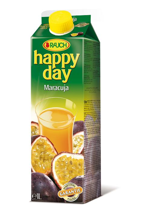 Happy Day Maracuja 6 x 1 Liter