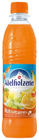 Adelholzener Multivitamin 12 x 0,5 Liter (PET)