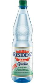Residenz Quelle. Mineralwasser medium 12 x 1 Liter (PET)