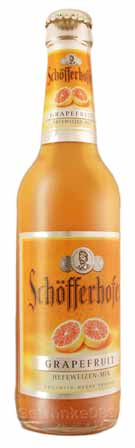 Schöfferhofer Grapefruit Hefeweizen-Mix 24 x 0,33 L. (4x6)