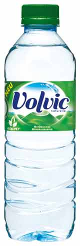 Volvic naturelle 24 x 0,5 Liter (PET)