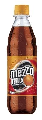 Coca-Cola Mezzo-Mix 12 x 0,5 Liter (PET)