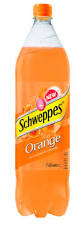 Schweppes Orange 6 x 1 Liter (PET)